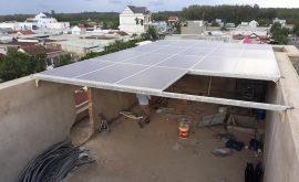 Thực tế việc mua điện mặt trời của điện lực