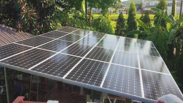Cách lắp đặt PIN năng lượng mặt trời đúng kỹ thuật