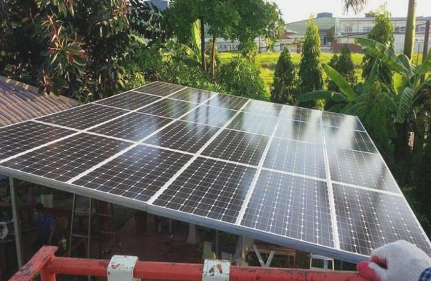 Cách lắp đặt PIN năng lượng mặt trời đúng kỹ thuật 01